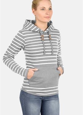 CARINA - пуловер с капюшоном