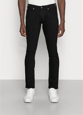 SUPER PIERS - джинсы зауженный крой