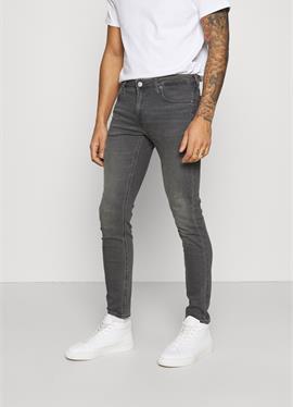 MALONE - джинсы зауженный крой