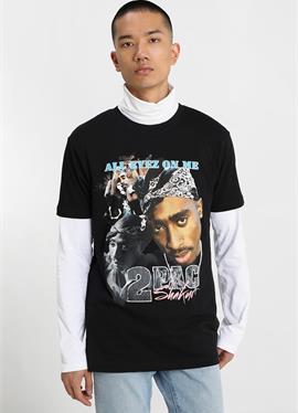TUPAC RETRO TEE - футболка print