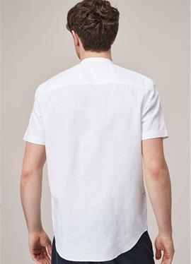 Шорты SLEEVE LINEN BLEND GRANDAD - рубашка