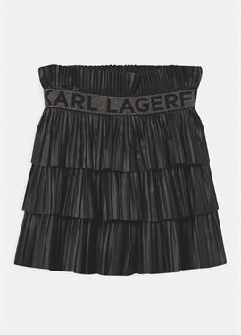 SKIRT - юбка в складку