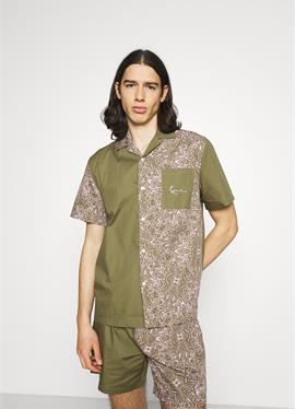 CHEST SIGNATURE PAISLEY BLOCK RESORT блузка - рубашка