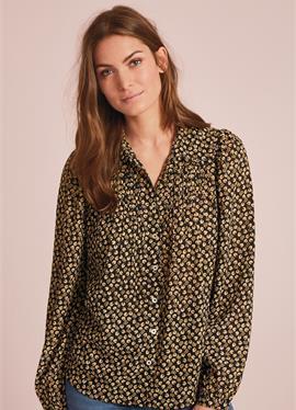 RUFFLE COLLAR - блузка рубашечного покроя