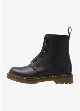 1460 PASCAL FRNT ZIP 8 EYE ботинки - полусапожки на шнуровке