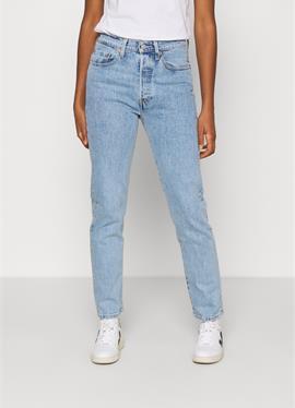 501® CROP - джинсы зауженный крой