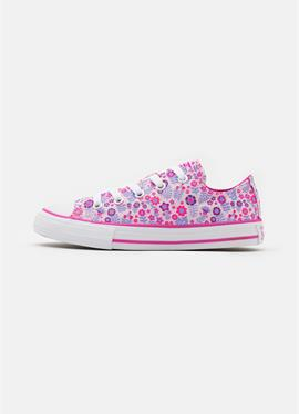 CHUCK TAYLOR ALL STAR FLORAL - сникеры low