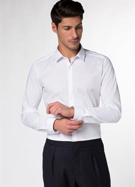 UNI STRETCH SUPER SLIM - рубашка для бизнеса