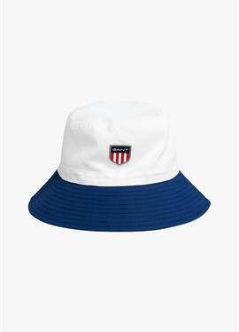 RETRO SHIELD BUCKET - шляпа