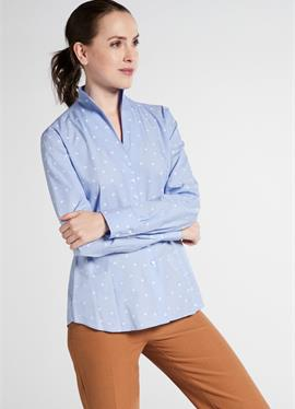 MODERN - блузка рубашечного покроя