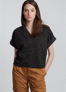 HUM ALONG - пуловер с капюшоном