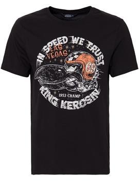 В SPEED WE TRUST - футболка print