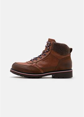 CHECK LINING ботинки - полусапожки на шнуровке