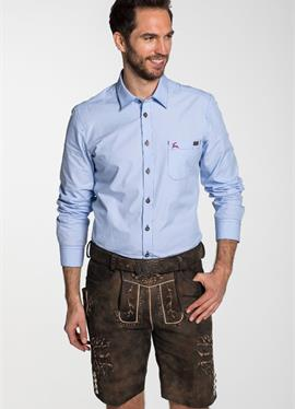 GOMEZ - кожаные брюки