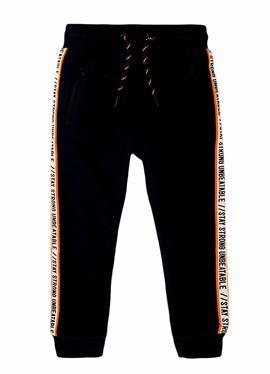 Зауженный крой - спортивные брюки