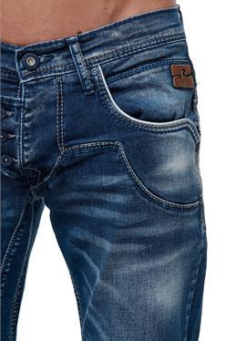 RUBEN - джинсы Straight Leg