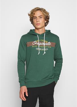 JORTONNI - пуловер с капюшоном