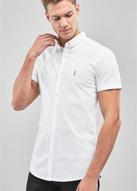 SKINNY FIT шорты SLEEVE STRETCH OXFORD блузка - рубашка