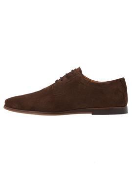 LEATHER - туфли со шнуровкой
