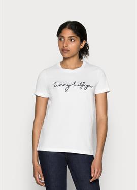 HERITAGE CREW NECK GRAPHIC TEE - футболка print