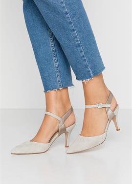 LEATHER женские туфли - женские туфли