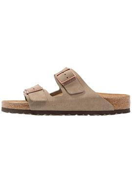 ARIZONA SOFT FOOTBED NARROW FIT - шлепанцы flach