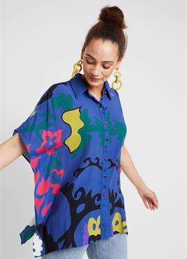 CAM ABRIL - блузка рубашечного покроя