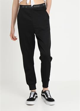 RIE CROPPED SLIM SW PANT WMN - брюки