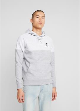 BASIS PANELLED OVERHEAD толстовка - пуловер с капюшоном