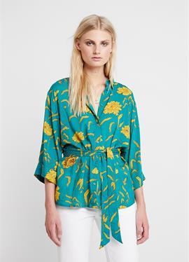 KALUANA - блузка рубашечного покроя