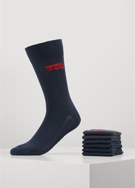 REGULAR CUT 6 PACK - носки