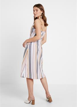 ONLVIDA STRIPED DRESS - платье