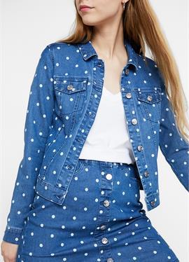 ONLWESTA HOT DOT - джинсовая куртка