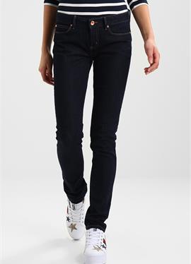 MILAN CHRISSY - джинсы Straight Leg