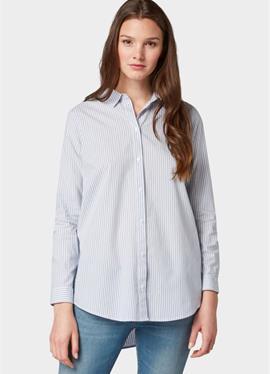 С GALONSTREIFEN - блузка рубашечного покроя