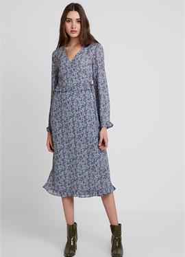 VIFLOWERBED WRAP DRESS - платье