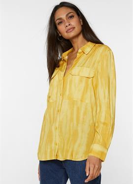 WE FASHION блузка с MUSTER - блузка рубашечного покроя