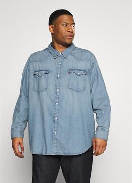 BIG BARSTOW WESTERN - рубашка