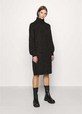 NMROBINA HIGH NECK DRESS - вязаное платье