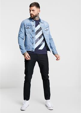 JJIALVIN JJJACKET - джинсовая куртка