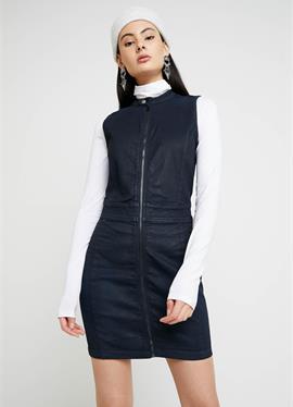 LYNN LUNAR SLIM - джинсовое платье
