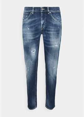 PANTALONE GEORGE - джинсы зауженный крой
