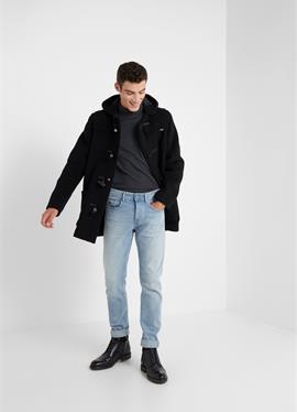 MID LENGTH DUFFLE - короткое пальто
