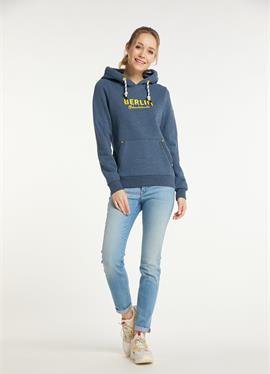 BERLIN - пуловер с капюшоном