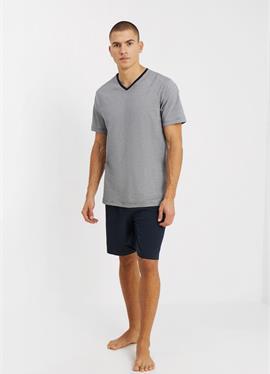 Короткая пижама V-NECK - пижама