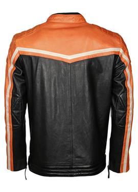 GUNNER - кожаная куртка