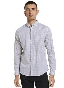 Зауженный крой - рубашка