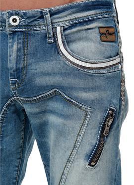 HURLEY - джинсы Straight Leg
