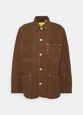 LEVI'S® RED ENGINEERED COAT - джинсовая куртка