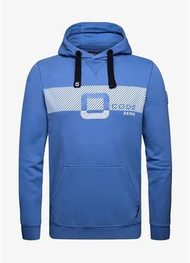 GROOVE - пуловер с капюшоном
